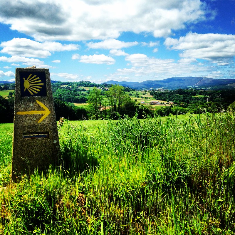 El Camino de Santiago in photos