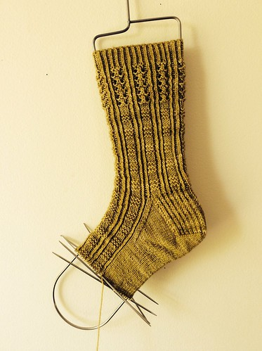 Sock Design in Progress