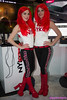 E3 2015 booth babes - Nyko by The Doppelganger