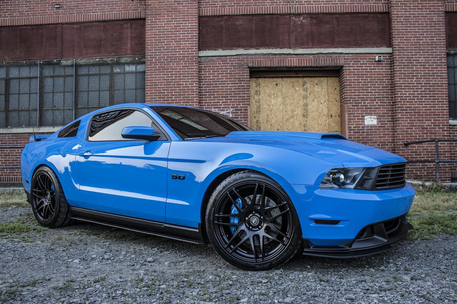 Boss 302 Intake Manifold >> FS Grabber Blue 2011 Mustang GT Premium | SVTPerformance.com