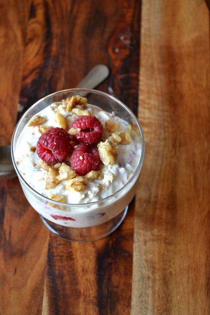How To Make Bircher Muesli