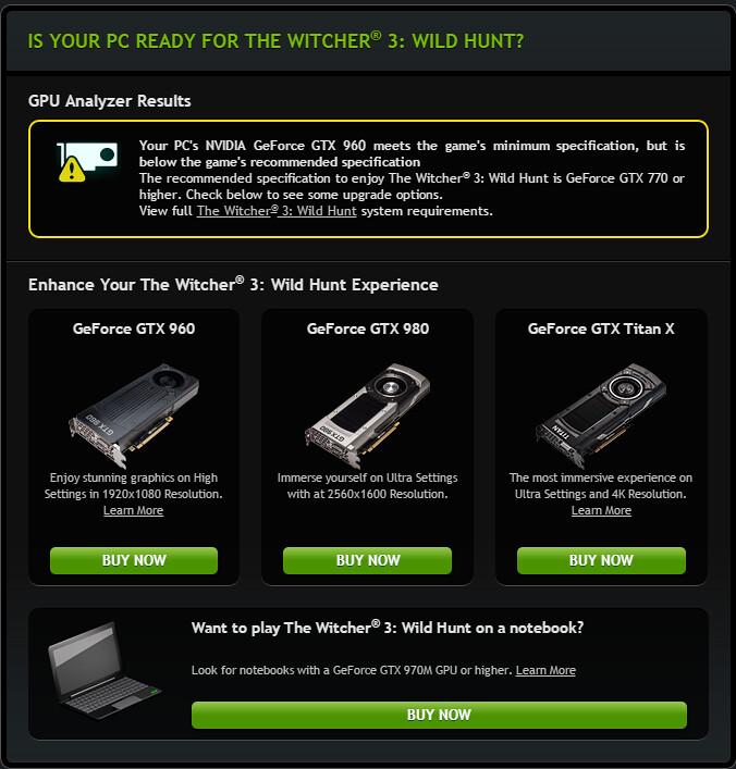 Trải nghiệm The Witcher 3 với card đồ họa GeForce GTX 960 - 79677