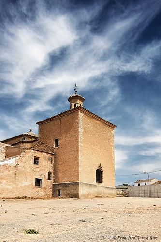Cabecera del Santuario de Fuensanta (Albacete)/ Sanctuary of Fuensanta (Albacete, Spain).