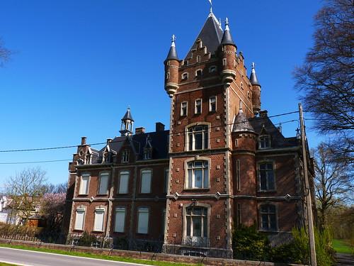 Château de Louvignies