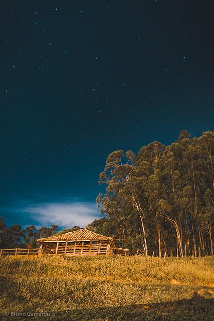 Céu de Minas Gerais