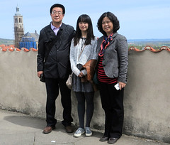 Kutná hora 2015 (with GuoJu and her family)