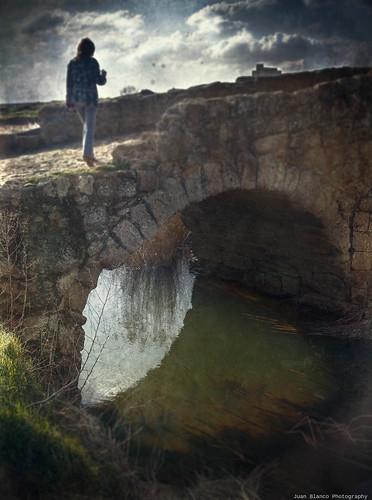 Puente romano en Becilla de Valderaduey