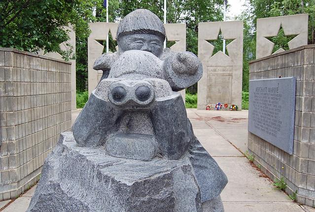 alaska-memorial-statue