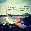Trying to get home. #southwest #swa #eddiemoneyquotes