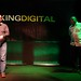 Adrian Woolard and Ian Forrester at Thinking Digital 2013 by smithi1