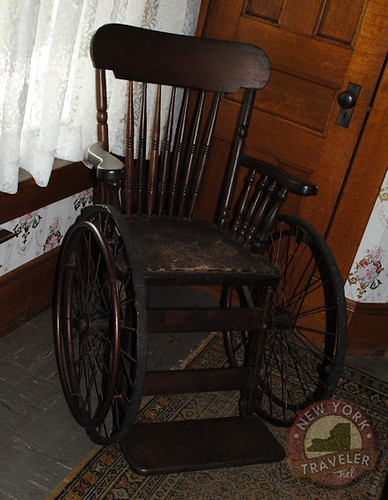 Hanford Wheelchair