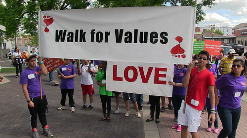 Walk For Values