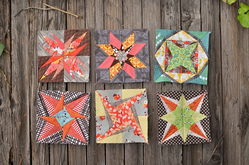 january - june lucky stars blocks