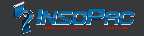 InSoPac LOGO on black
