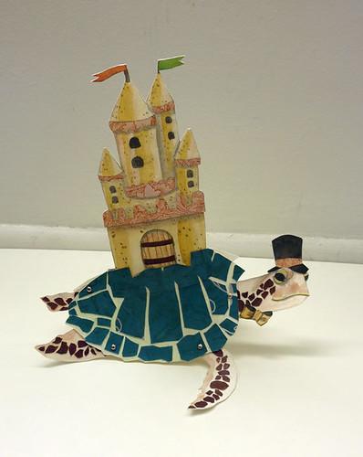 Sea-Turtle-Paper-Puppet
