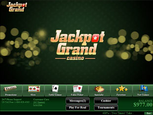 Grand jackpots casino does sugarhouse casino have poker room