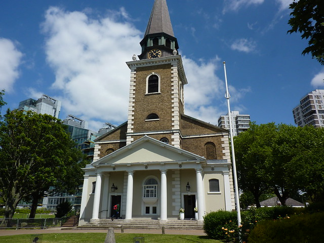 St Mary's Church, Battersea