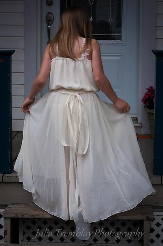 DIY Glinda Costume-6