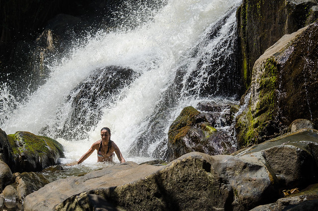 Waterfall Blast
