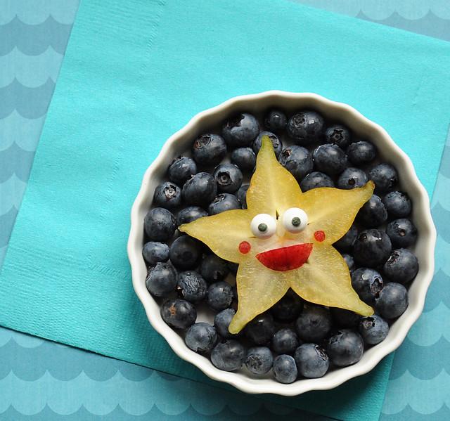cutefoodstarfish