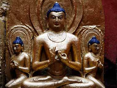 INDIA-BUDDHISM/