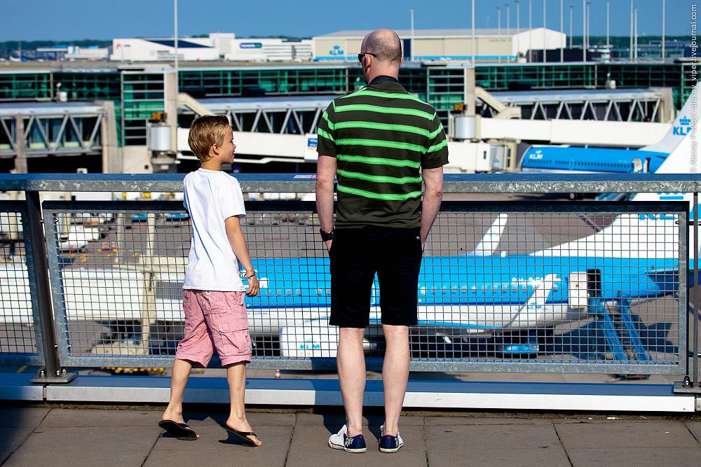 Почему московским аэропортам необходимы обзорные площадки?