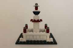 LEGO Master Builder Academy Invention Designer (20215) - Spanish Fountain