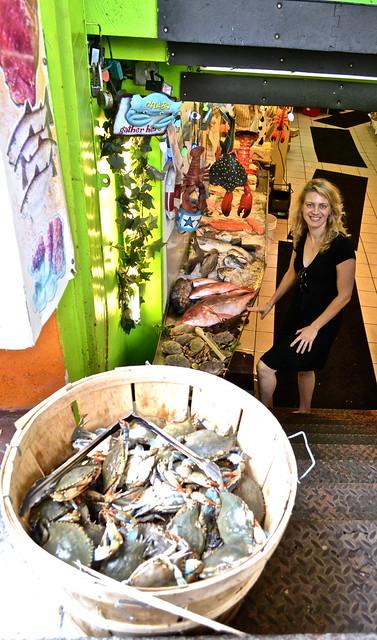 seafood - haymarket in boston