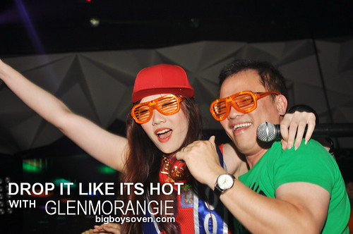 DROP IT LIKE ITS HOT WITH GLENMORANGIE 6