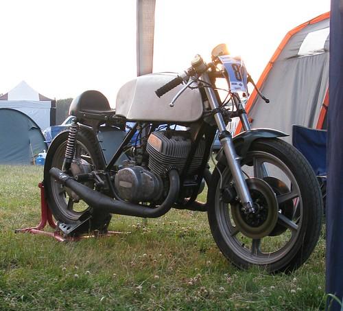Suzuki 500 racer by davekpcv