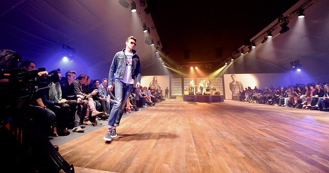 Superdry celebrates 10 years with a party and catwalk (4)