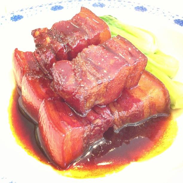 Red Braised Pork @Shanghairenjia, Shanghai