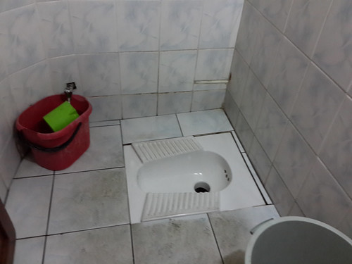 Török WC - Alaturka