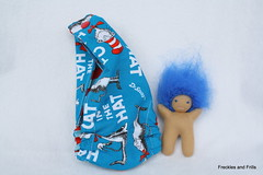 Sam A Seuss Loving Bitty Doll And Sling *FREE SHIPPING*