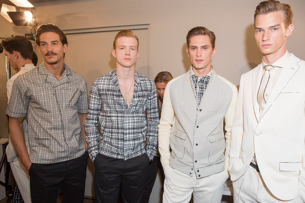 Philipp Bierbaum3343_SS14 Milan Bottega Veneta099_Lasse Pedersen,Mathias Lauridsen(fashionising.com)