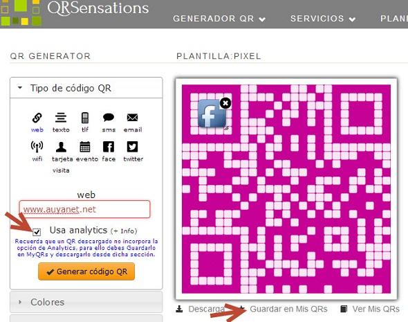 qrsensations