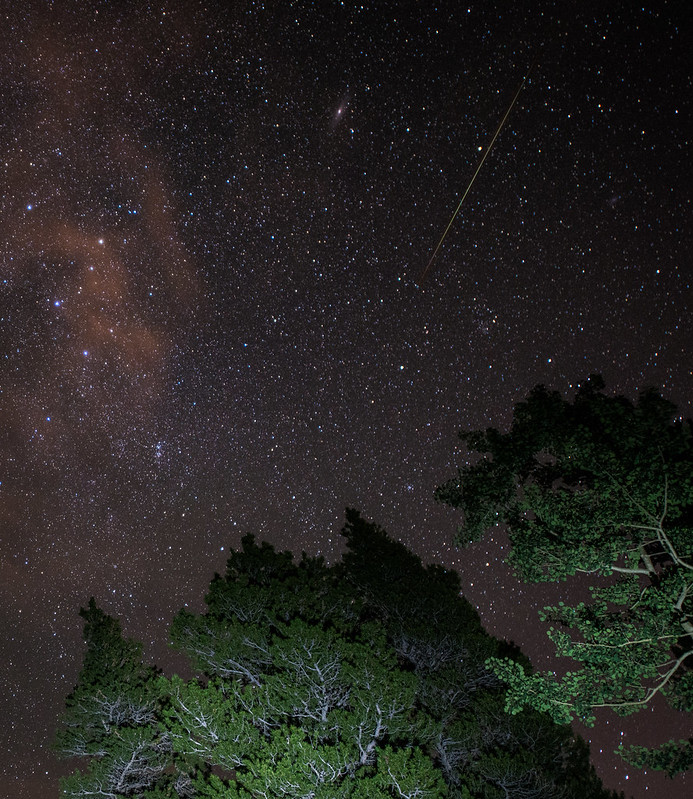 Prelude to the Perseids