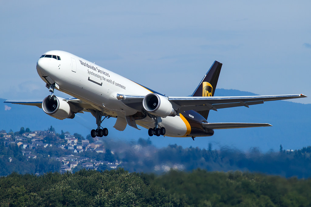 N361UP - B763 - UPS Airlines