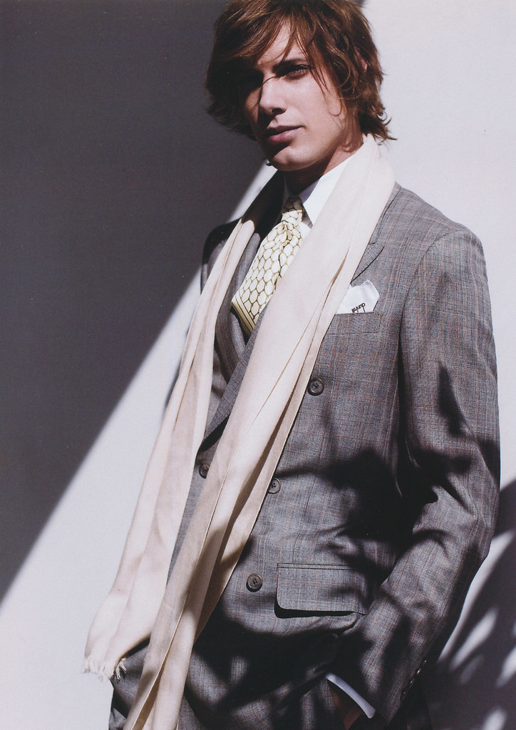 James Rousseau0077(THE SUIT CATALOG No.13 2008_04)