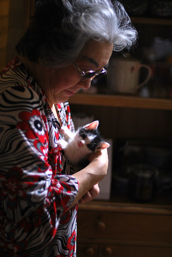 Mother and fuuko