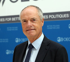 Klavs A. Holm, Ambassador of Denmark to the OECD