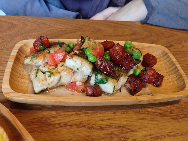 irvins bar snacks hake chorizo (flickr)