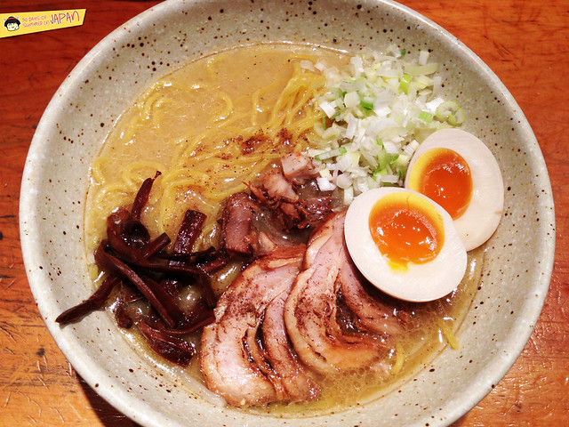 Tsujida in Awajicho つじ田 - one of Tokyo's best miso ramen bowl