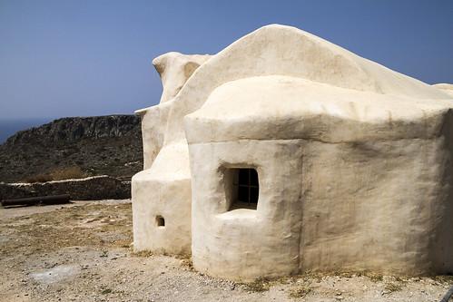 Kythira Castle Of Chora