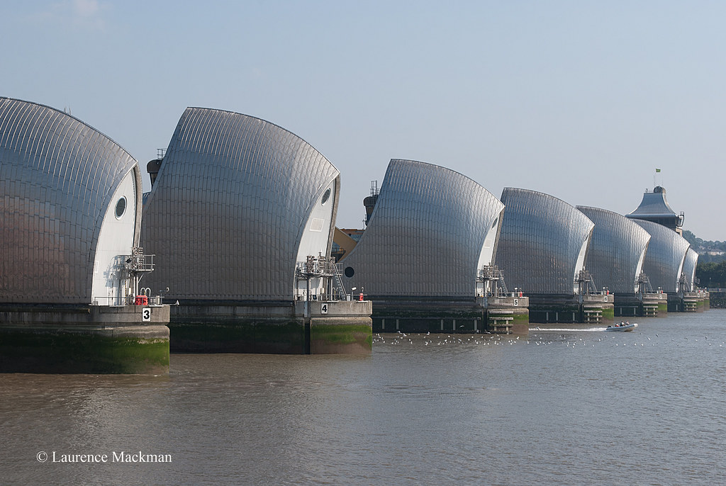 thames barrier