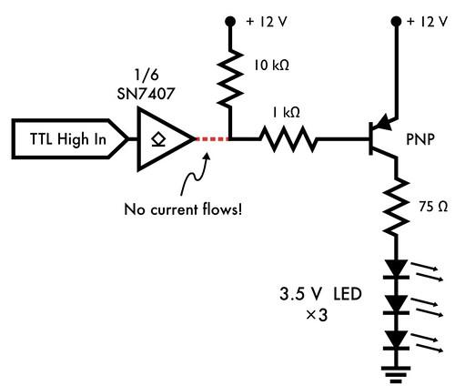 basics  base resistors on transistors