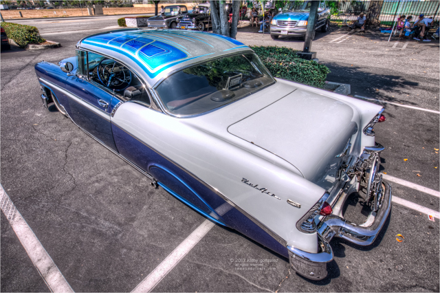1956 chevy bel air ht