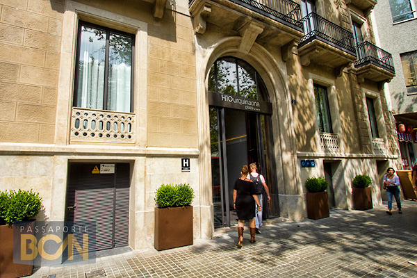 Hotel H10 Urquinaona Plaza, Barcelona