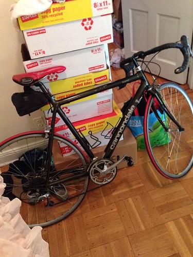 Re-Stolen Bike