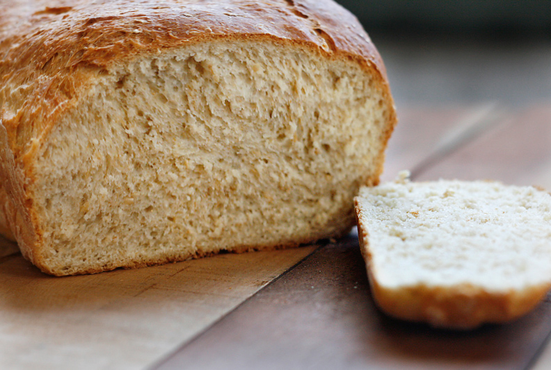 Homemade Wholewheat Bread Recipe